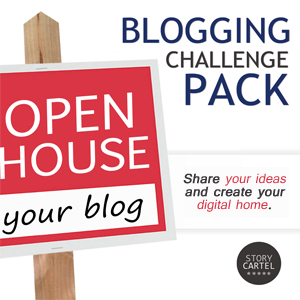 Blogging Challenge Pack