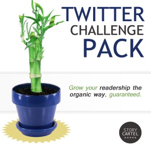 Twitter Challenge Pack